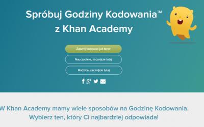 Godzina kodowania z Akademią Khana
