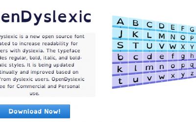 Czcionka dla dyslektyków