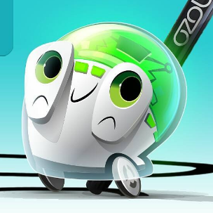 Cykliczne zajęcia z robotami Ozobot