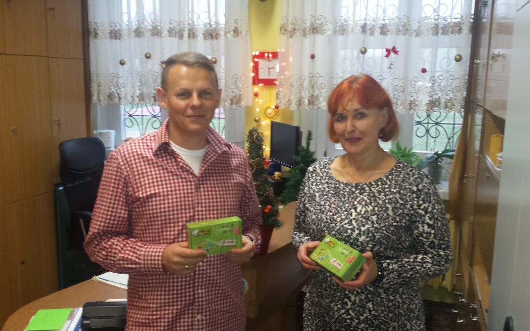 Szkoła Podstawowa nr 1 doceniona przez amerykańską firmę JoyLabz oraz Samsung Polska