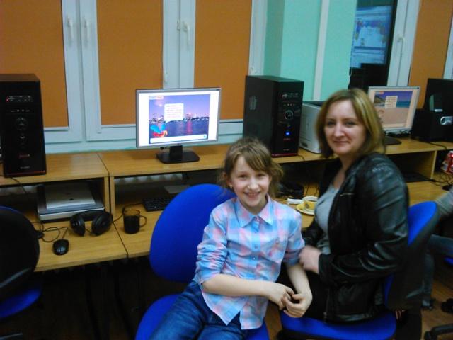 Lekcje programowania z udziałem rodziców w SP Małogoszcz