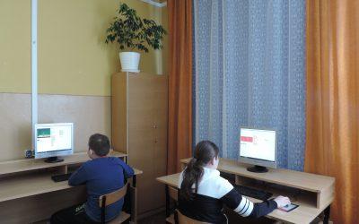 Spotkania ze Scratchem w klasach IV – VII
