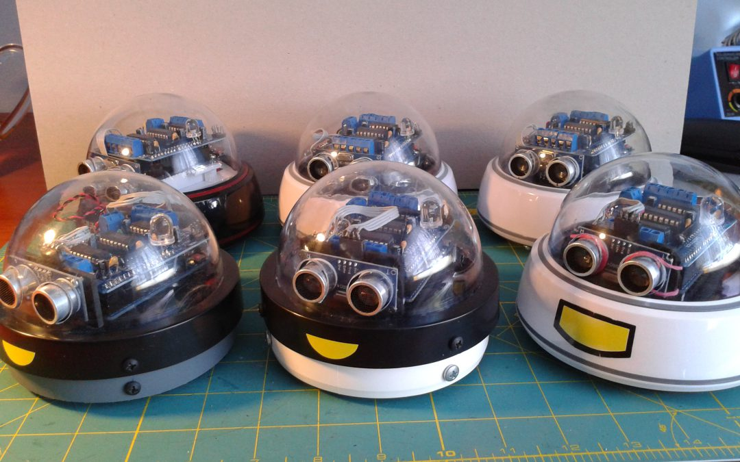 Innowacja pedagogiczna – programowanie robotów i modułów Arduino Uno.