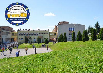 Publiczne Gimnazjum Samorządowe w Kazimierzy Wielkiej