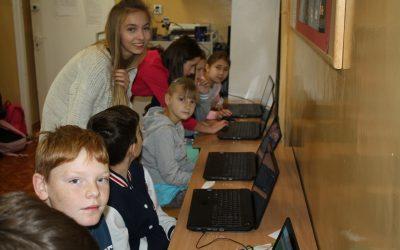 Godzina kodowania w naszej szkole