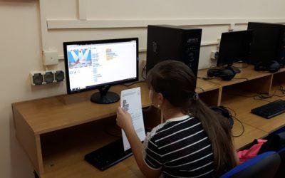 Europejski Tydzień Kodowania w Szkole Podstawowej w Małogoszczu