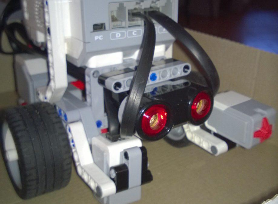 Warsztaty – Programowanie robotów Lego Mindstorms