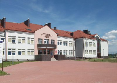 Zespół Przedszkolno-Szkolny w Łącznej