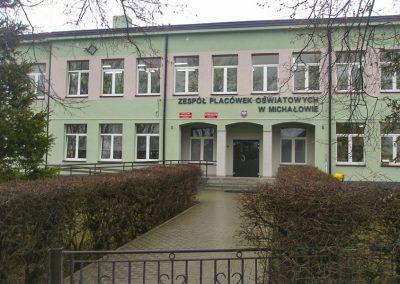 Samorządowa Szkoła Podstawowa w Michałowie