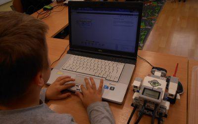 Kolejne warsztaty robotyki w naszej szkole