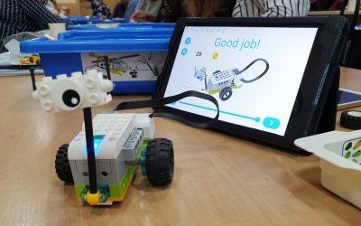 """Warsztaty """"Edukacja przez działanie – kształcenie kompetencji XXI wieku – LEGO® Education"""""""